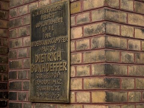 Gedenktafel, Berlin, Mitte, Zionskirchplatz (efs)